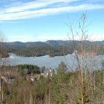Utsikt fra Oddåsen